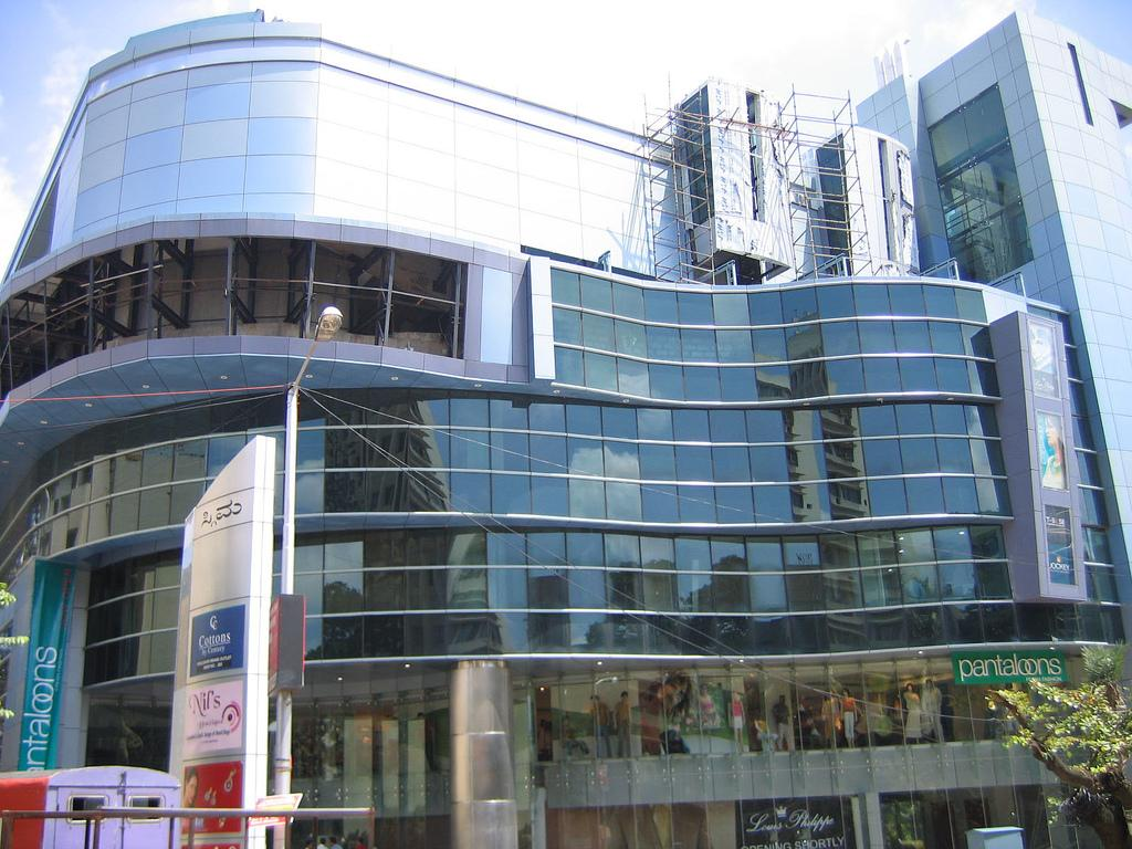 Top Three Shopping Locations in India