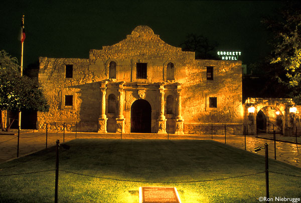 The American Old West – A Visit to The Alamo