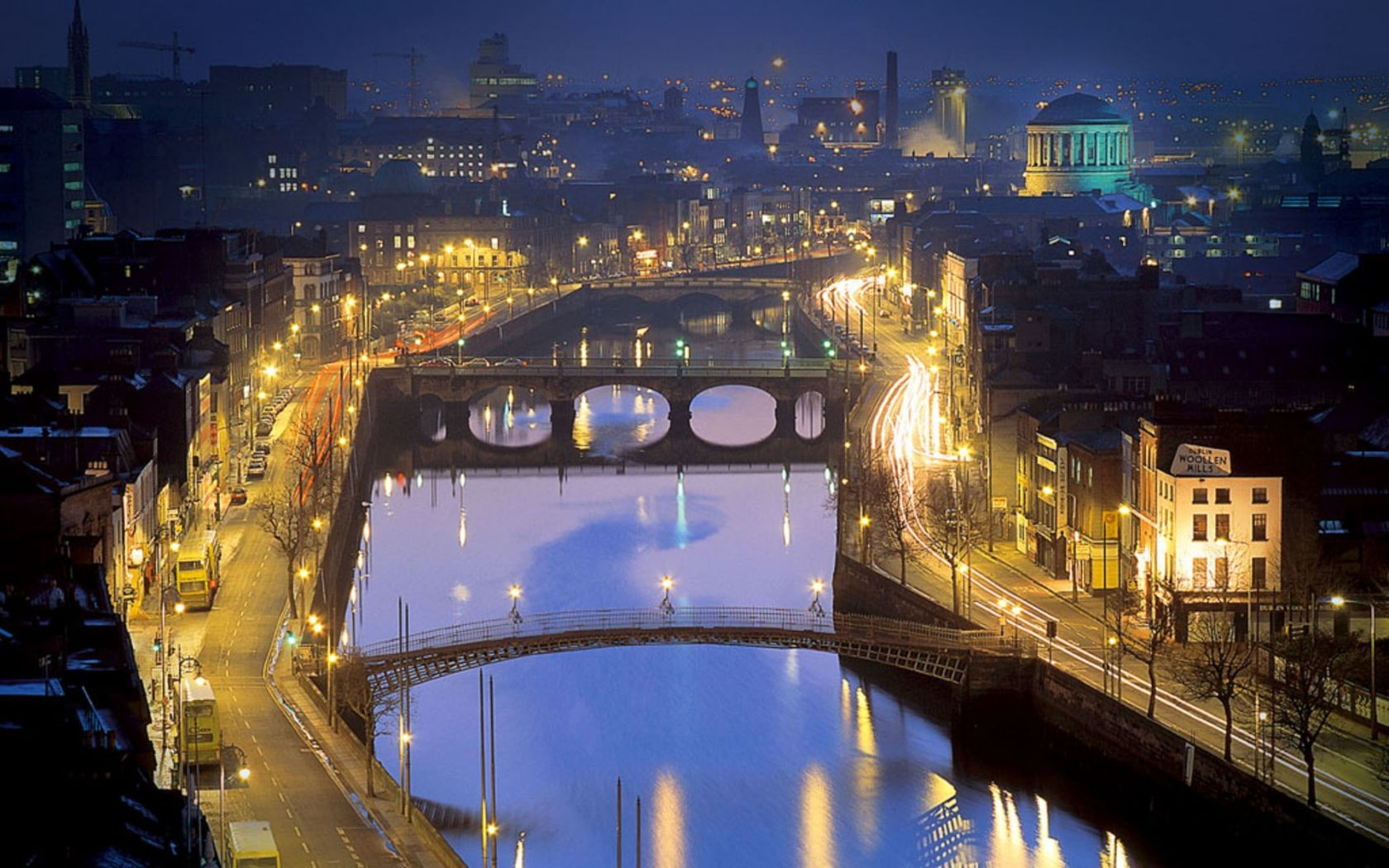 Great Places to See when in Dublin