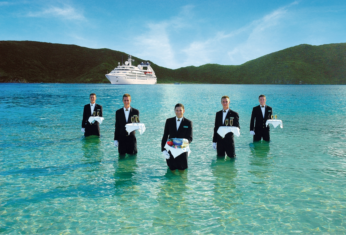 Enjoy the Ultimate Travelling Experience with Seabourn Cruises