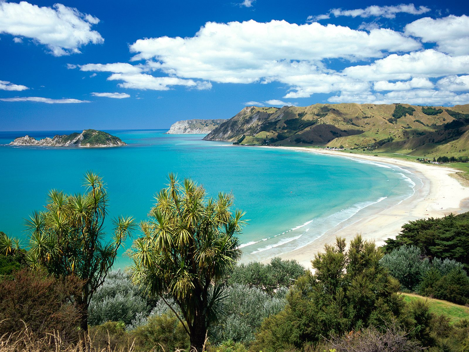 New Zealand: Culture and Tourism