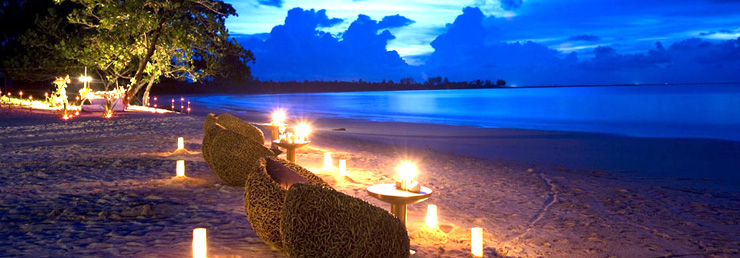 Top Five Romantic Holiday Spots in Thailand