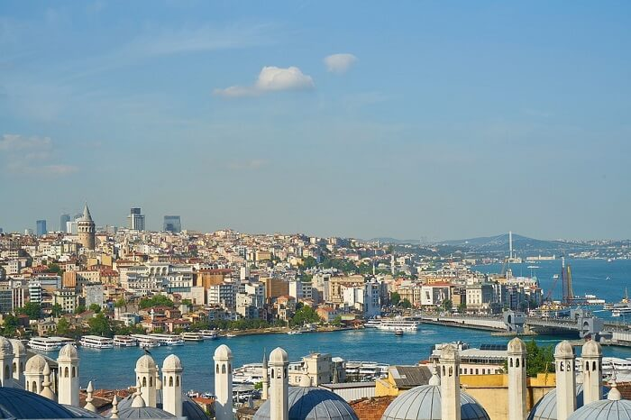 Istanbul, an Exotic City to Spend Your Vacation