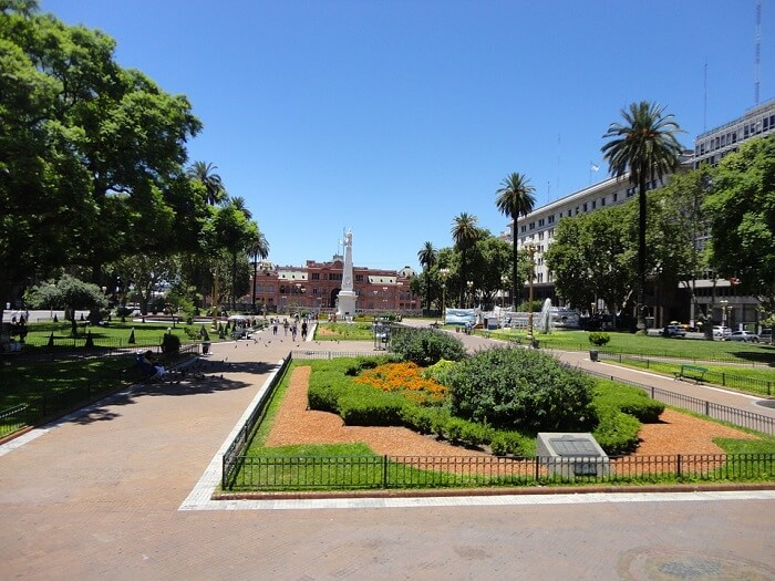 Finding Inspiration in Buenos Aires – Free Things to Do