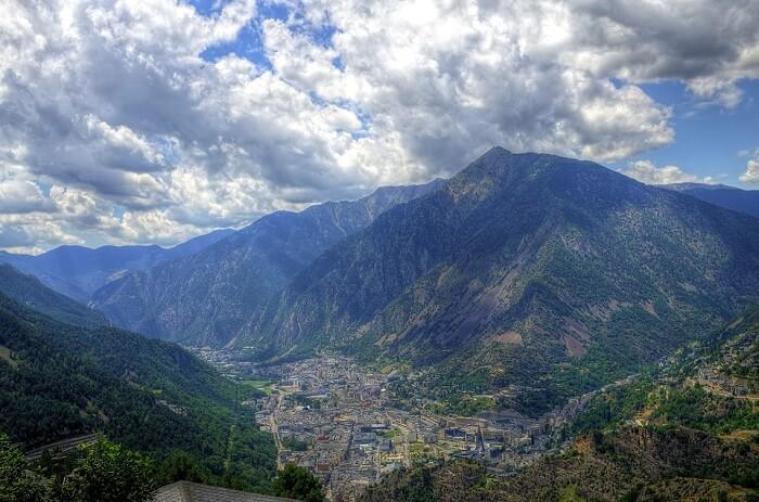 Andorra vacationing