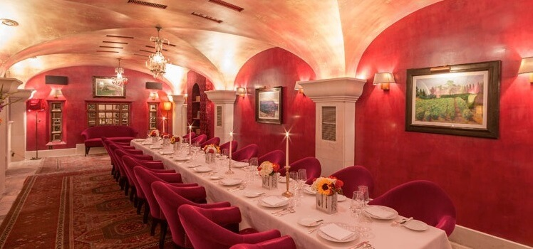 dining experiences in New York City