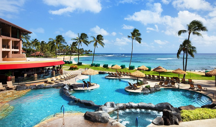Luxurious Holiday on a Budget in Kauai