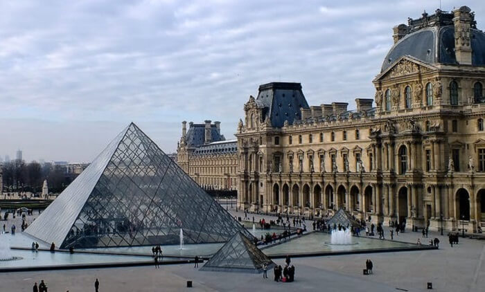 beautiful attractions in Paris