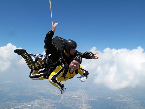 Best 15 Places for Skydiving in Los Angeles