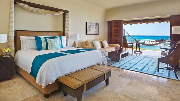 four seasons punta mita room