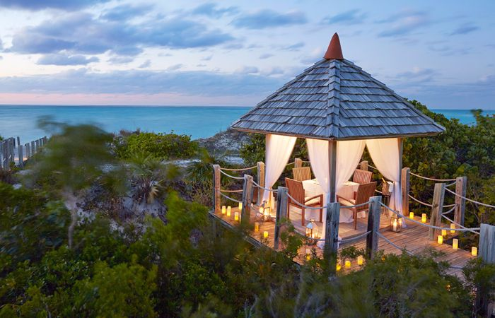 parrot cay dining
