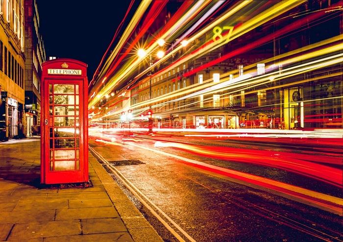 best tourist attractions in london at night