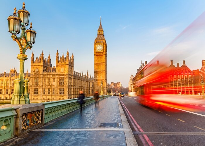 best tourist attractions in London
