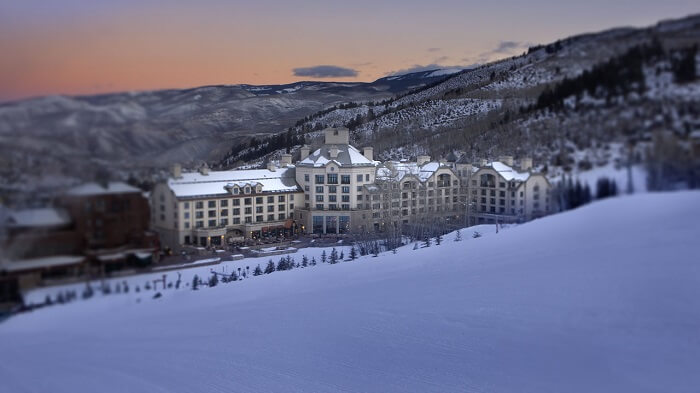 Park Hyatt Beaver Creek Resort and Spa – Beaver Creek, Colorado