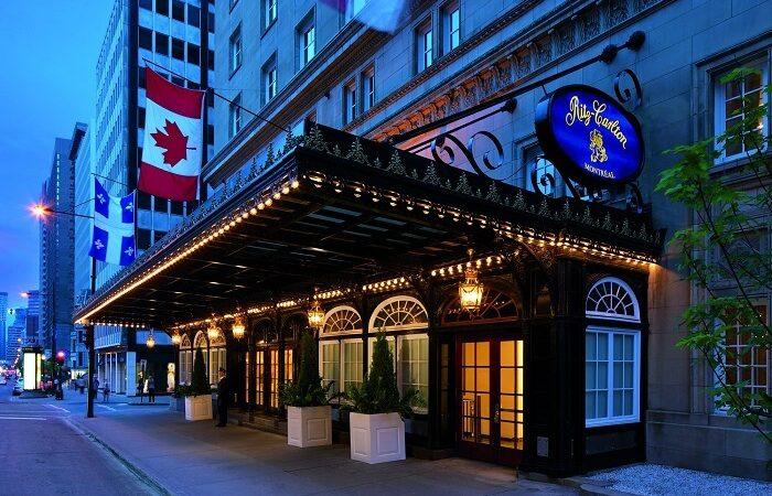 Ritz-Carlton Montreal, Canada