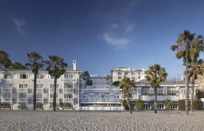 Shutters on the Beach Hotel – Santa Monica, California