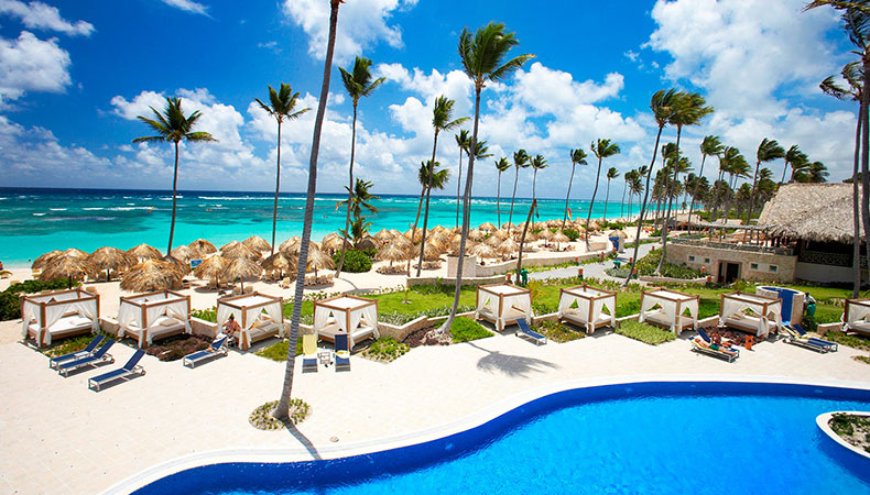 Excellence Punta Cana view
