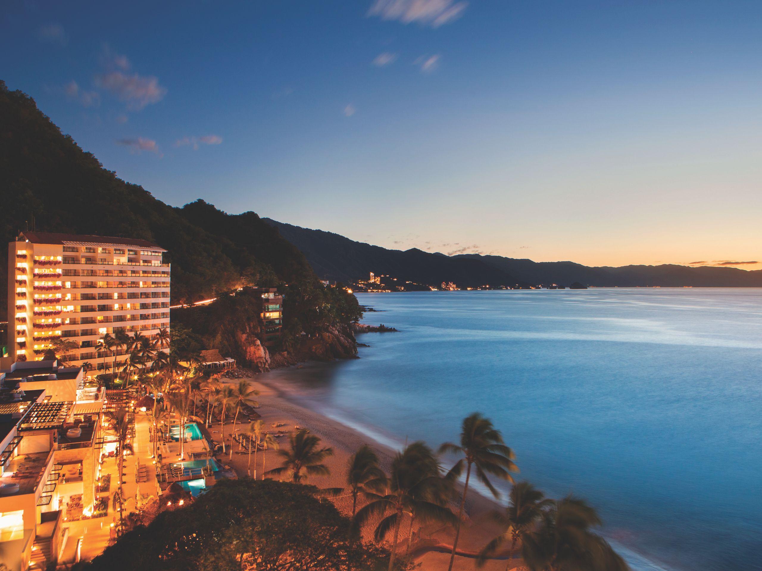 resort and beaches