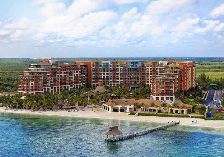 Villa Del Palmar Cancun View