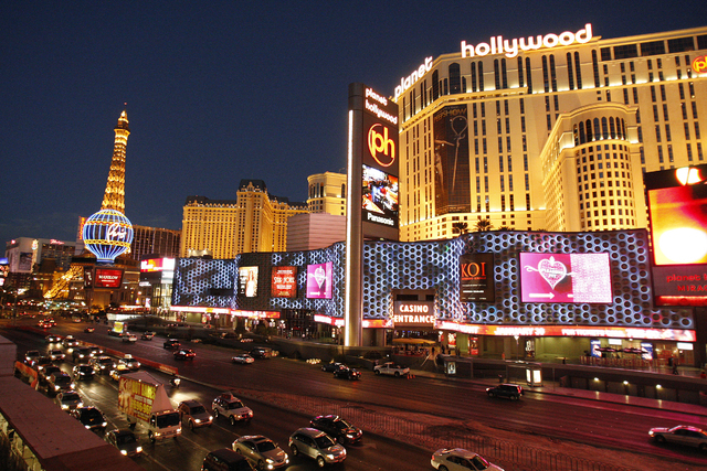 7 Reasons to Visit Planet Hollywood Las Vegas