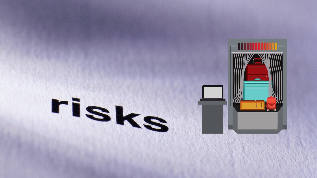 Risk items airport